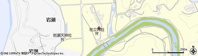 大分県竹田市君ケ園135周辺の地図