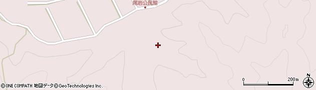 大分県佐伯市弥生大字細田465周辺の地図
