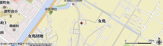 大分県佐伯市8278周辺の地図