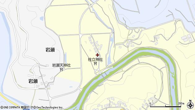 大分県竹田市君ケ園91周辺の地図