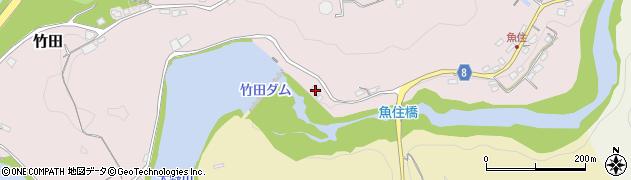 大分県竹田市竹田1001周辺の地図