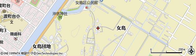 大分県佐伯市8271周辺の地図