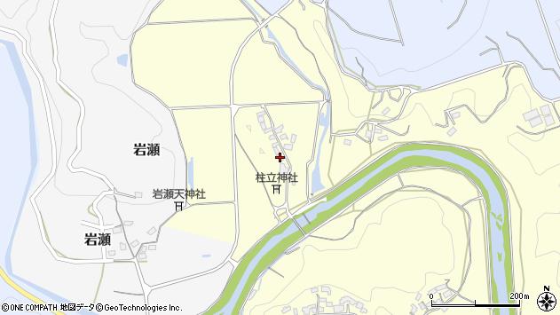 大分県竹田市君ケ園92周辺の地図
