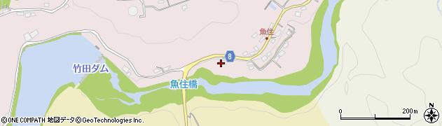 大分県竹田市竹田962周辺の地図
