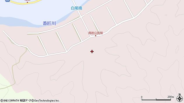 大分県佐伯市弥生大字細田周辺の地図
