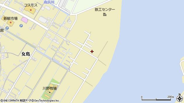 大分県佐伯市10443周辺の地図