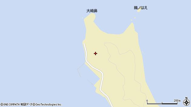 大分県佐伯市鶴見大字沖松浦1262周辺の地図