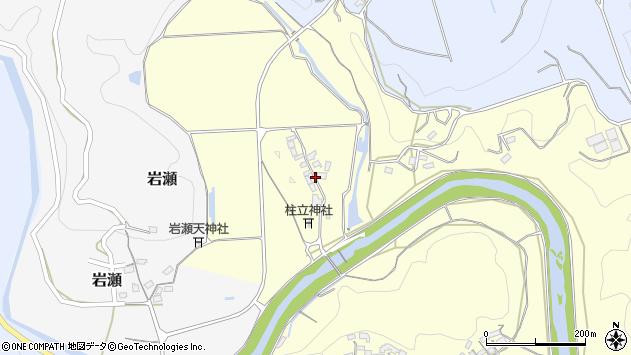大分県竹田市君ケ園72周辺の地図
