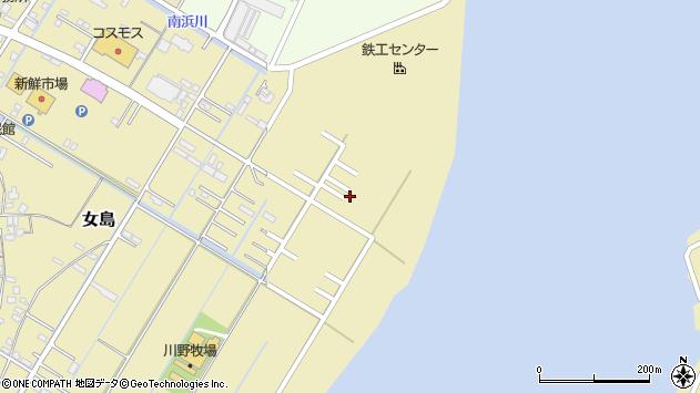 大分県佐伯市10427周辺の地図