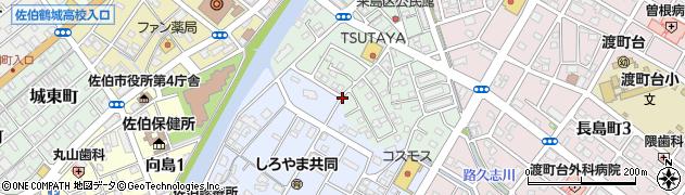大分県佐伯市来島町27周辺の地図