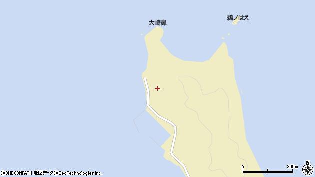 大分県佐伯市鶴見大字沖松浦1265周辺の地図