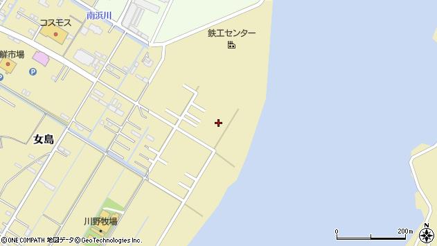 大分県佐伯市10447周辺の地図