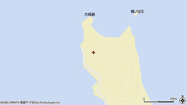 大分県佐伯市鶴見大字沖松浦1266周辺の地図