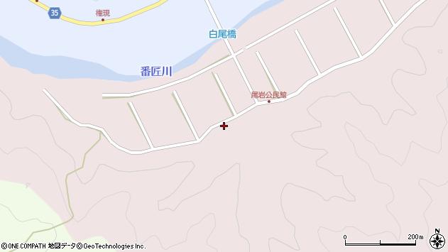 大分県佐伯市弥生大字細田353周辺の地図