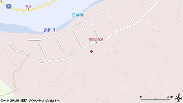 大分県佐伯市弥生大字細田474周辺の地図