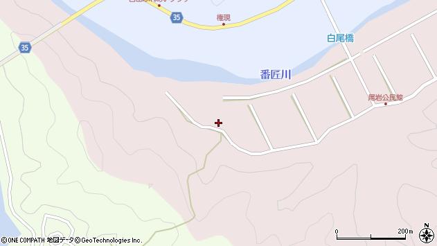 大分県佐伯市弥生大字細田145周辺の地図
