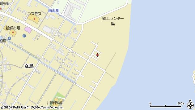 大分県佐伯市10426周辺の地図