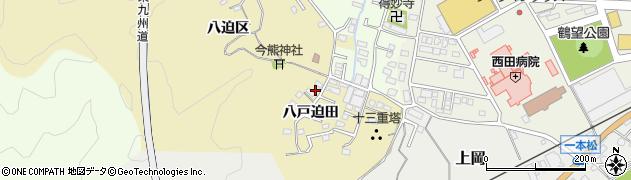 大分県佐伯市上岡1881周辺の地図