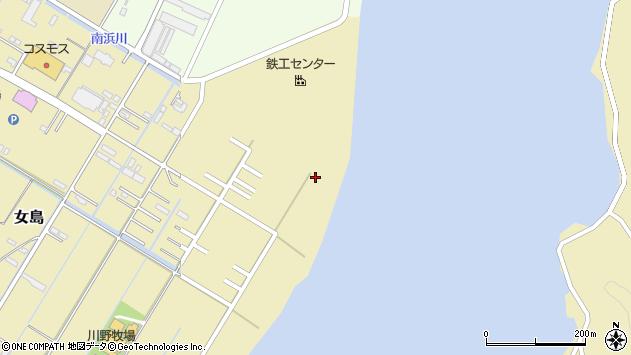大分県佐伯市10452周辺の地図