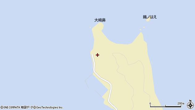 大分県佐伯市鶴見大字沖松浦1264周辺の地図