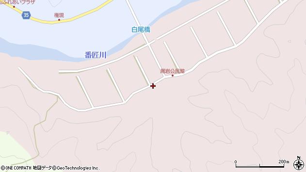 大分県佐伯市弥生大字細田358周辺の地図