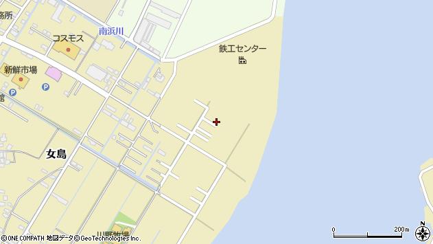 大分県佐伯市10424周辺の地図