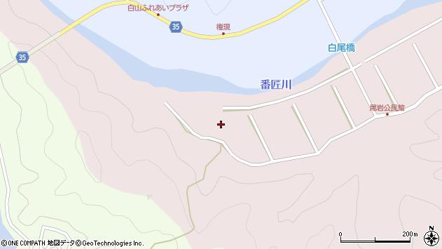 大分県佐伯市弥生大字細田143周辺の地図