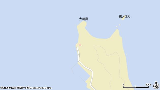 大分県佐伯市鶴見大字沖松浦1263周辺の地図