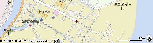 大分県佐伯市10396周辺の地図