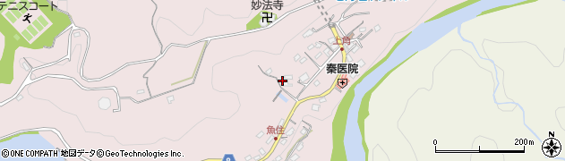 大分県竹田市竹田792周辺の地図