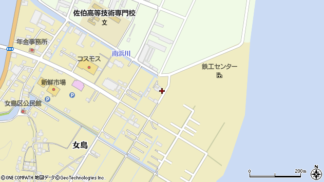 大分県佐伯市10386周辺の地図