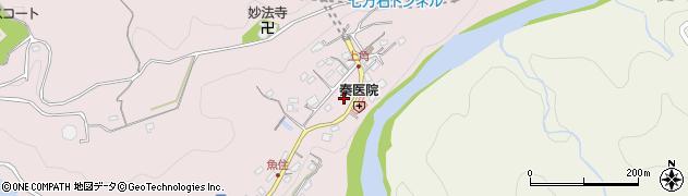大分県竹田市竹田760周辺の地図