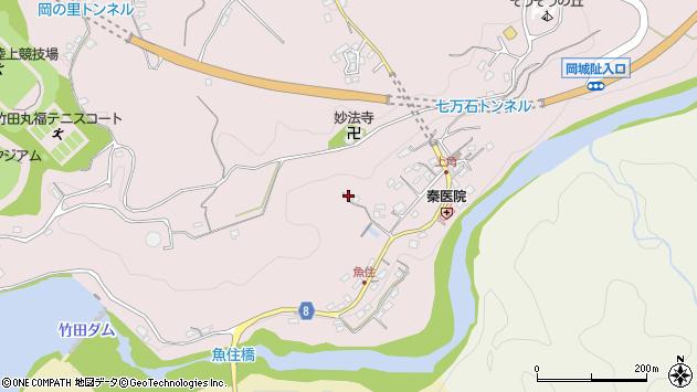 大分県竹田市竹田666周辺の地図