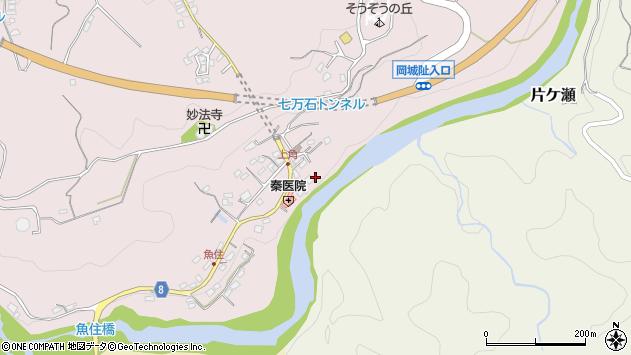 大分県竹田市竹田750周辺の地図