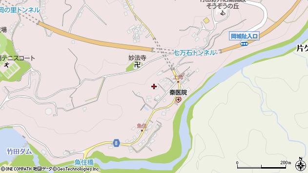 大分県竹田市竹田677周辺の地図