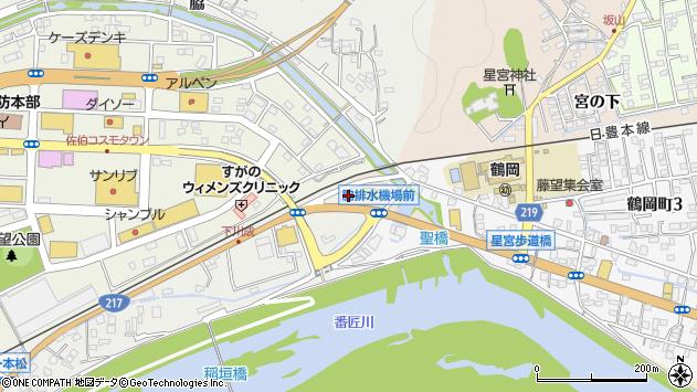 大分県佐伯市鶴望642周辺の地図