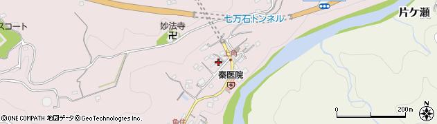 大分県竹田市竹田690周辺の地図
