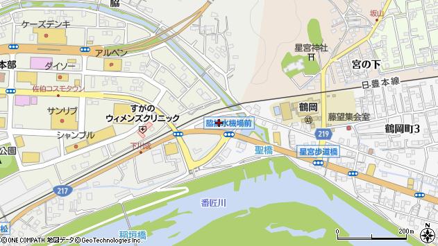 大分県佐伯市鶴望644周辺の地図