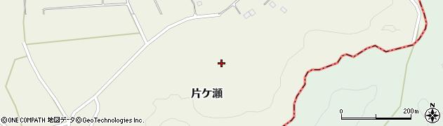 大分県竹田市片ケ瀬1836周辺の地図
