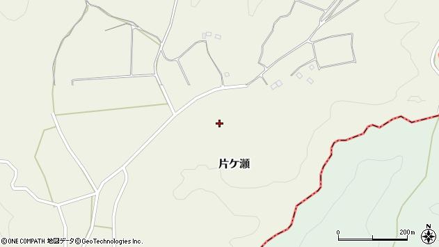 大分県竹田市片ケ瀬1829周辺の地図