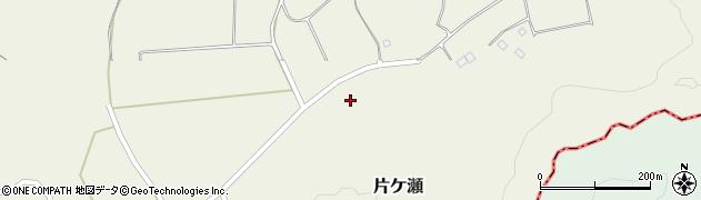 大分県竹田市片ケ瀬544周辺の地図