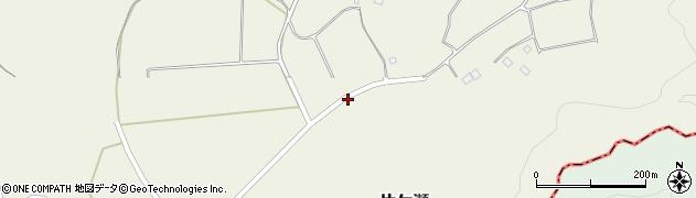 大分県竹田市片ケ瀬545周辺の地図