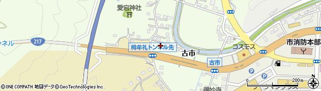 大分県佐伯市稲垣242周辺の地図