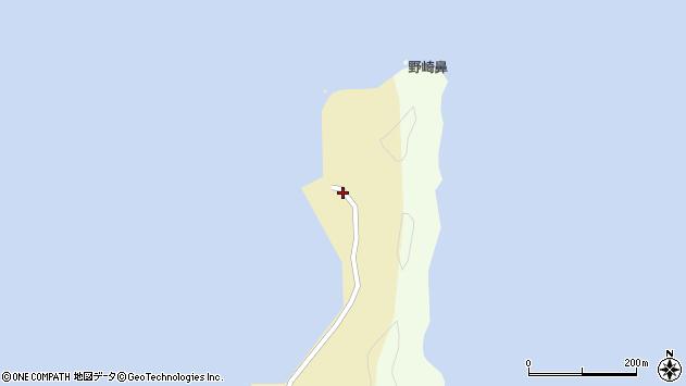 大分県佐伯市鶴見大字沖松浦1440周辺の地図