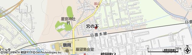 大分県佐伯市鶴望3299周辺の地図
