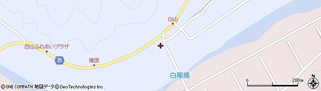 大分県佐伯市弥生大字山梨子269周辺の地図