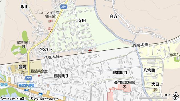 大分県佐伯市鶴望2306周辺の地図
