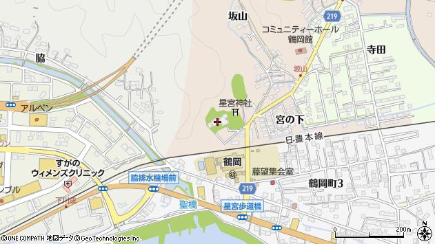 大分県佐伯市鶴望2425周辺の地図