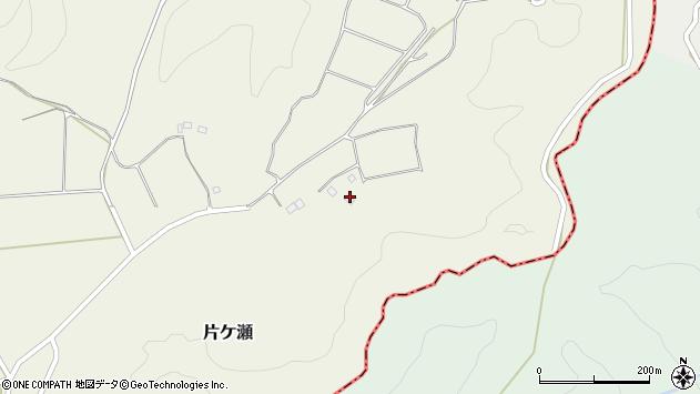 大分県竹田市片ケ瀬621周辺の地図