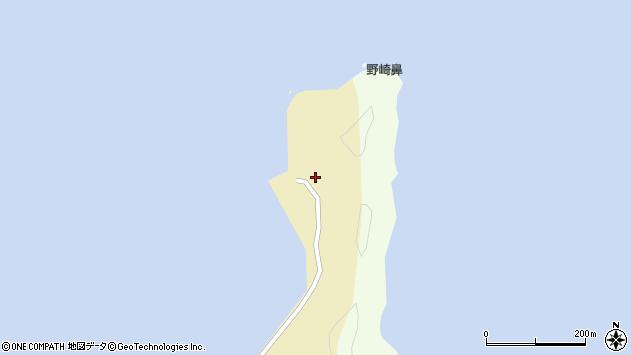 大分県佐伯市鶴見大字沖松浦1441周辺の地図